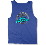IM JUST HERE FOR THE SOUL EXPANSION - MENS TANK TOP MEN'S TANK True Royal / XS DEARSOUL