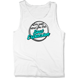 IM JUST HERE FOR THE SOUL EXPANSION - MENS TANK TOP MEN'S TANK White / XS DEARSOUL