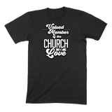 CHURCH OF SOUL - MENS T-SHIRT MENS T-SHIRT Black / S DEARSOUL