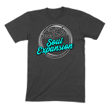 I'M JUST HERE FOR THE SOUL EXPANSION - MENS T-SHIRT MENS T-SHIRT Dark Grey Heather / S DEARSOUL