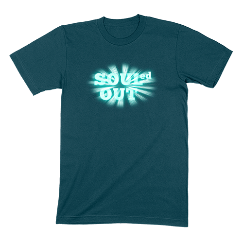 SOULED OUT - MENS T-SHIRT MENS T-SHIRT Deep Teal / S DEARSOUL