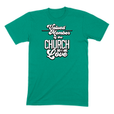 CHURCH OF SOUL - MENS T-SHIRT MENS T-SHIRT Kelly / S DEARSOUL