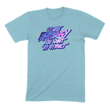 BE THE ENERGY YOU WANT - MENS T-SHIRT MENS T-SHIRT Ocean Blue / S DEARSOUL
