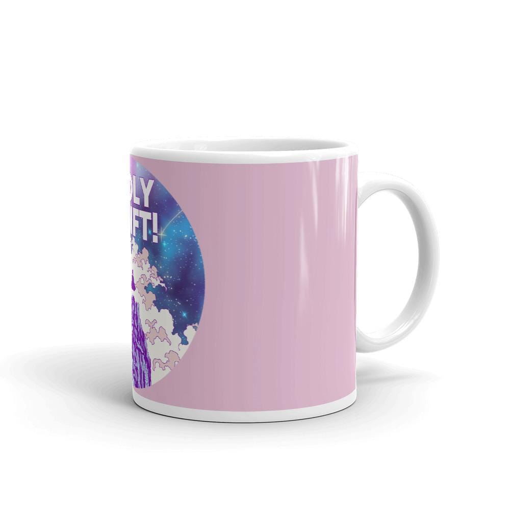 """HOLY SHIFT"" MUG MUG 11oz DEARSOUL"