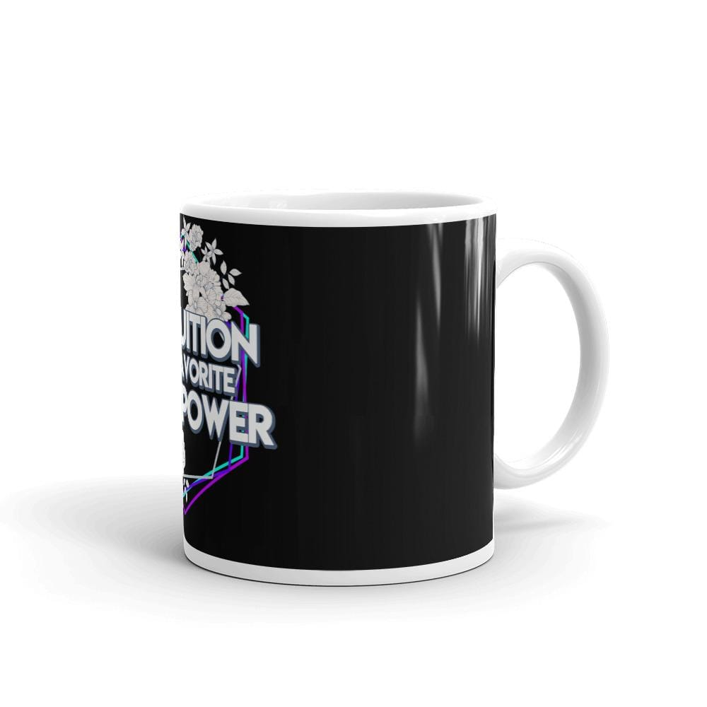 """INTUITION IS MY SUPER POWER"" MUG MUG 11oz DEARSOUL"