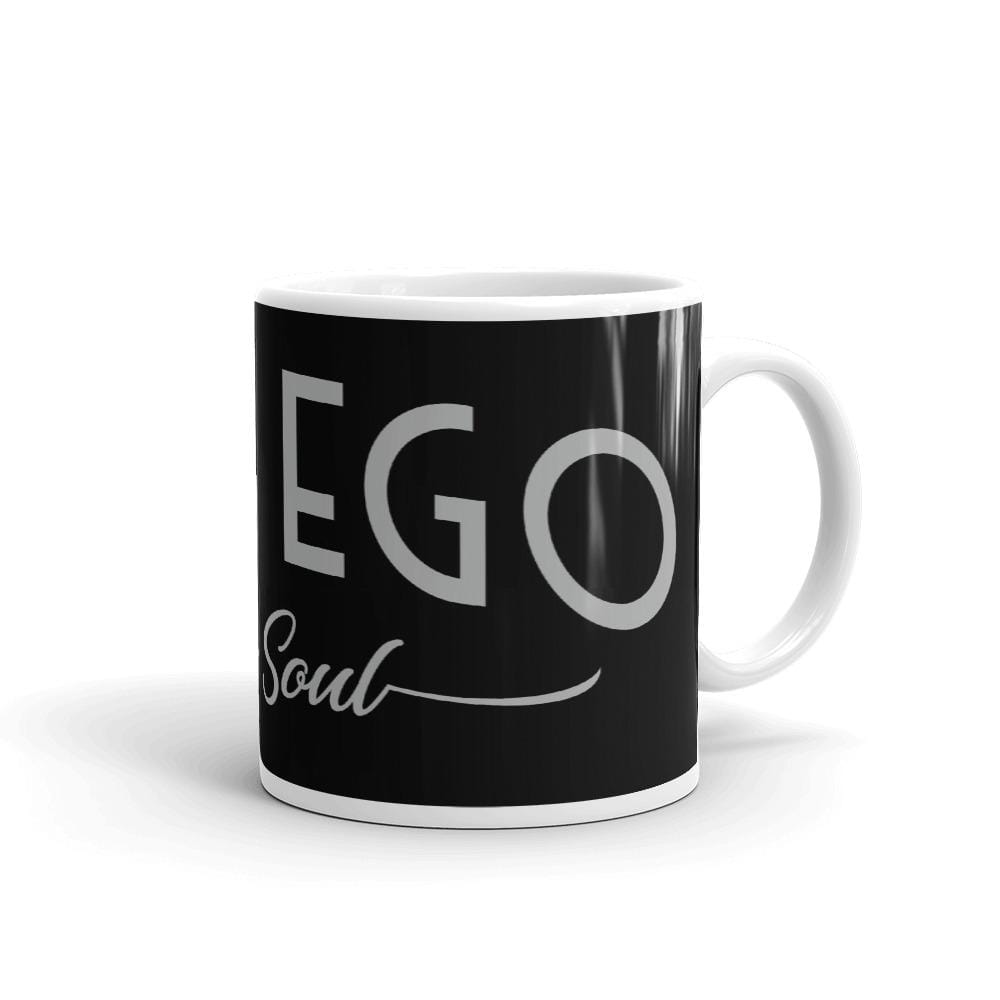 """LESS EGO MORE SOUL"" MUG MUG 11oz DEARSOUL"