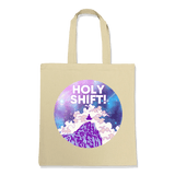 HOLY SHIFT-TOTE BAG Natural DEARSOUL