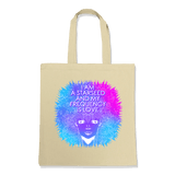 STARSEED-TOTE BAG Natural DEARSOUL