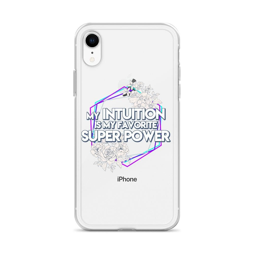 INTUITION PHONE iPHONE CASE PHONE CASE DEARSOUL