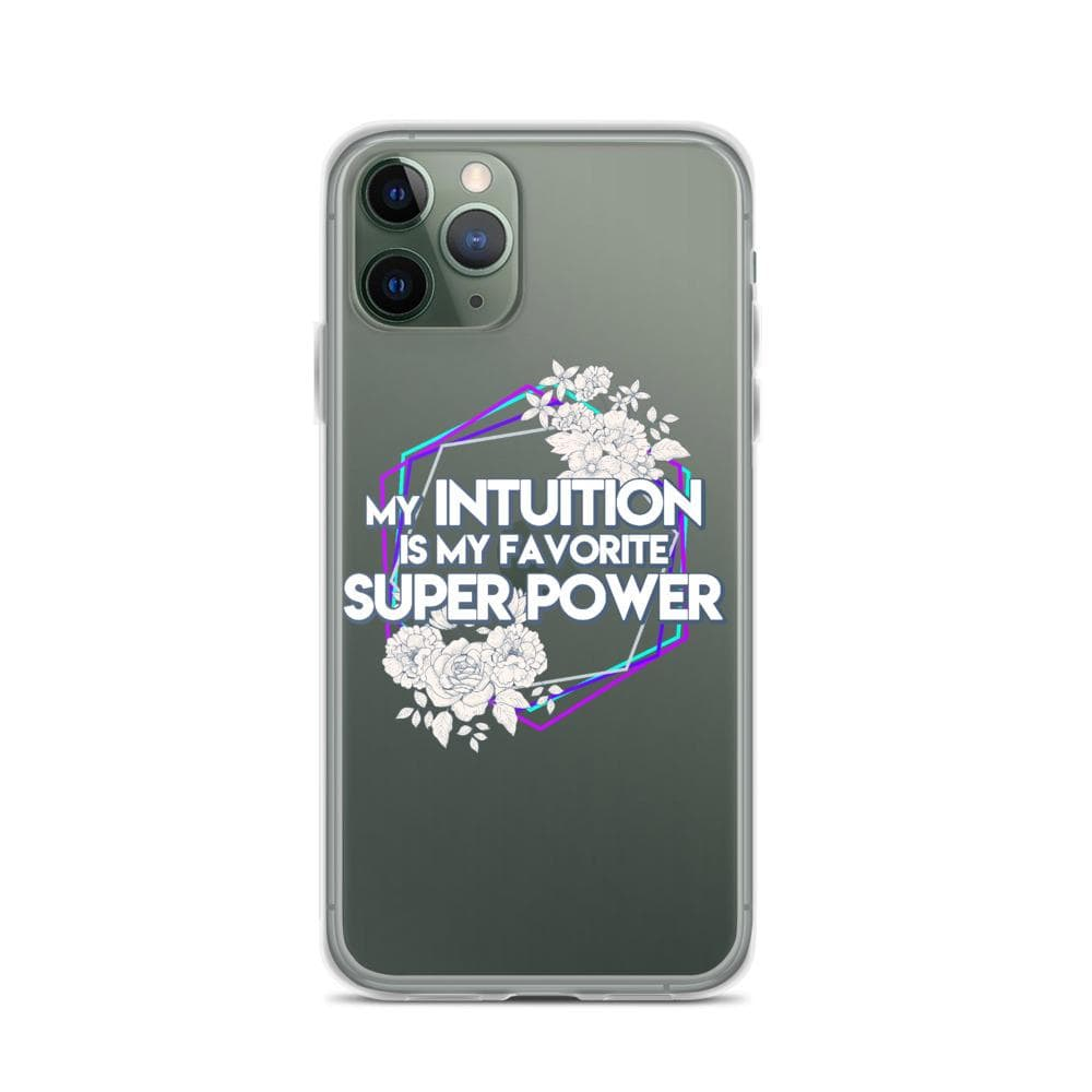 INTUITION PHONE iPHONE CASE PHONE CASE iPhone 11 Pro DEARSOUL