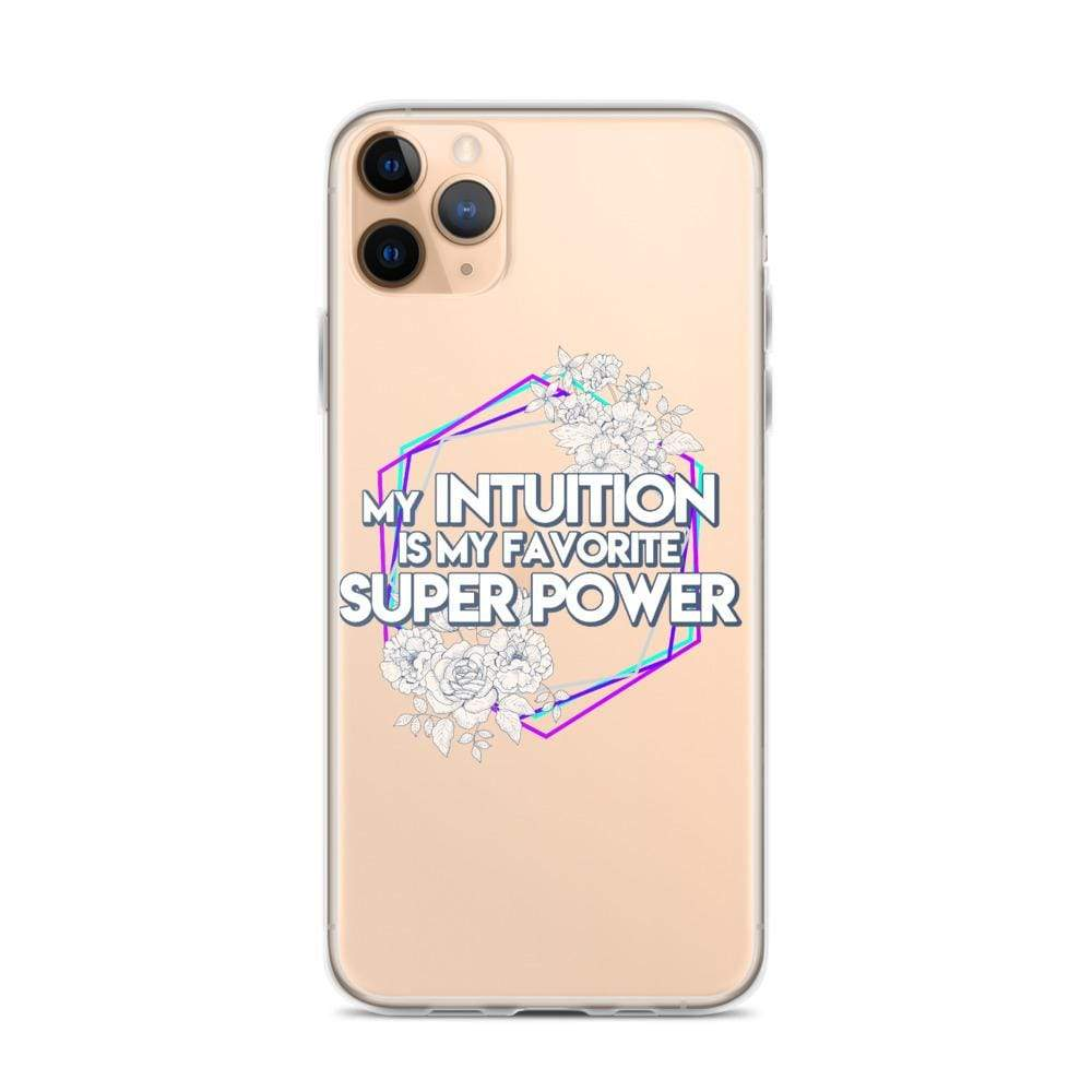 INTUITION PHONE iPHONE CASE PHONE CASE iPhone 11 Pro Max DEARSOUL