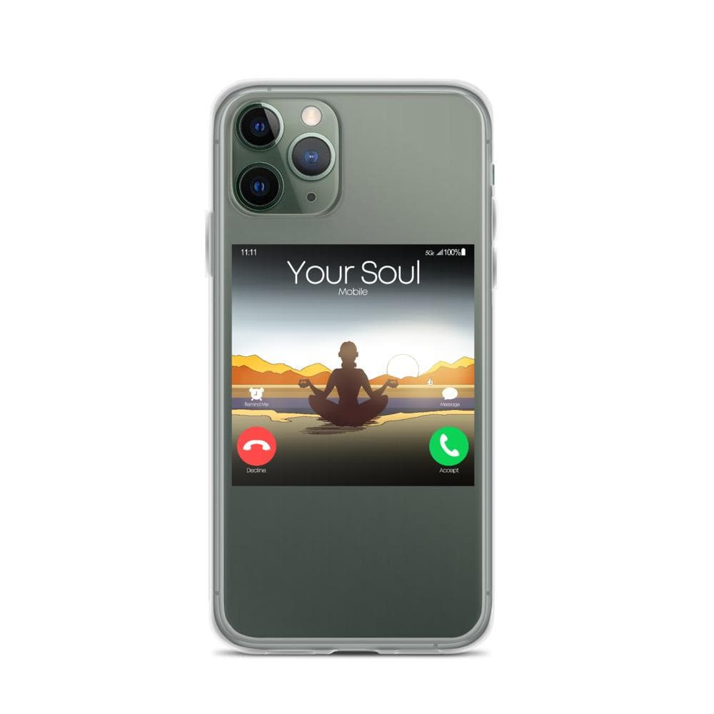 SOUL CALLING iPHONE CASE PHONE CASE iPhone 11 Pro DEARSOUL