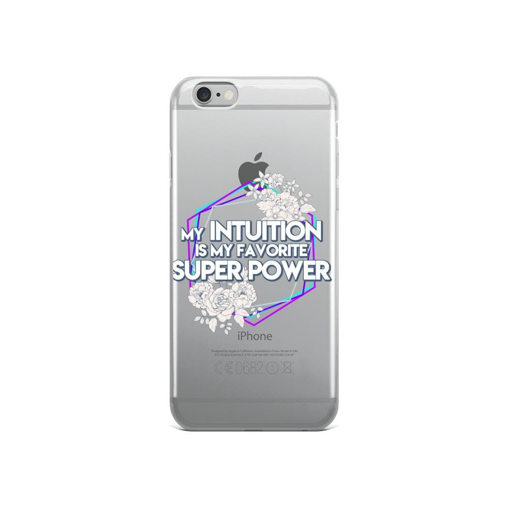 INTUITION PHONE iPHONE CASE PHONE CASE iPhone 6/6s DEARSOUL