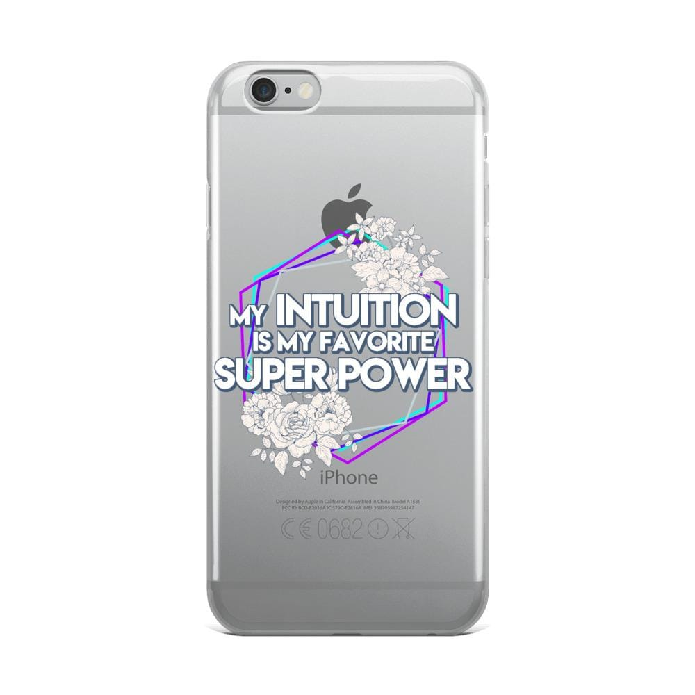 INTUITION PHONE iPHONE CASE PHONE CASE iPhone 6 Plus/6s Plus DEARSOUL