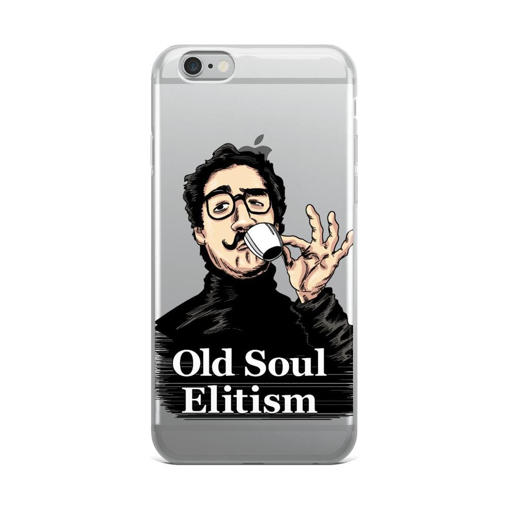 OLD SOUL ELITISM iPHONE CASE PHONE CASE iPhone 6 Plus/6s Plus DEARSOUL