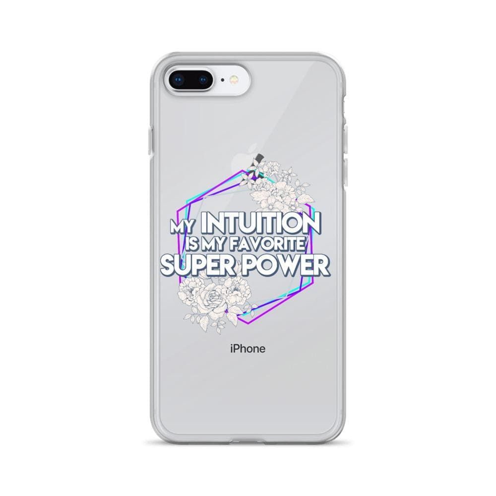 INTUITION PHONE iPHONE CASE PHONE CASE iPhone 7 Plus/8 Plus DEARSOUL