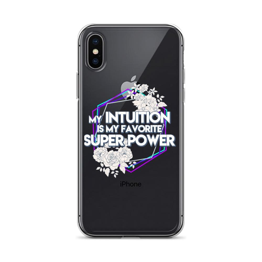 INTUITION PHONE iPHONE CASE PHONE CASE iPhone X/XS DEARSOUL