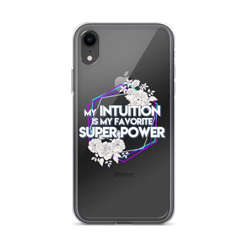 INTUITION PHONE iPHONE CASE PHONE CASE iPhone XR DEARSOUL