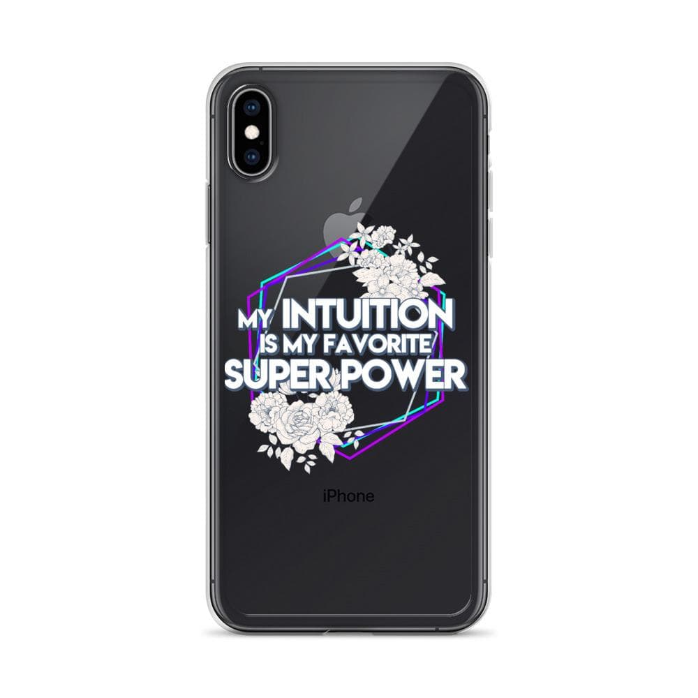 INTUITION PHONE iPHONE CASE PHONE CASE iPhone XS Max DEARSOUL
