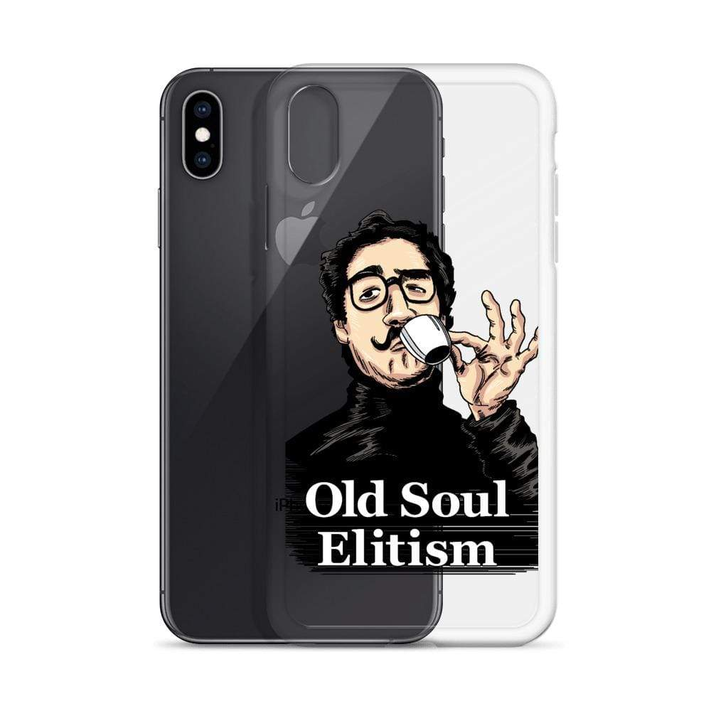OLD SOUL ELITISM iPHONE CASE PHONE CASE DEARSOUL