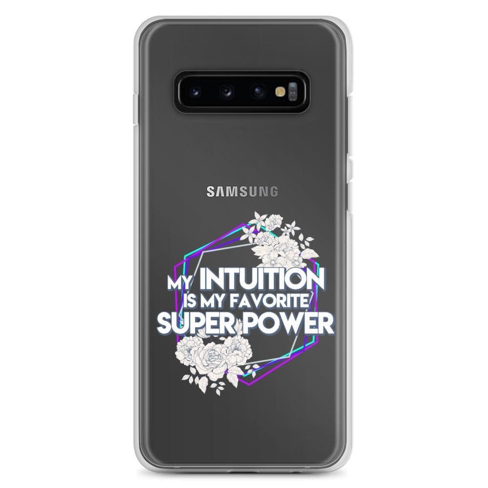 INTUITION SAMSUNG PHONE CASE PHONE CASE Samsung Galaxy S10+ DEARSOUL