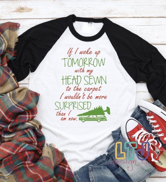 Christmas Shirt ~ National Lampoon's Christmas Vacation Shirt