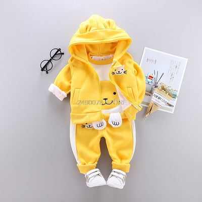 Baby Boys Sports Suit Toddler Clothes - ibootskids