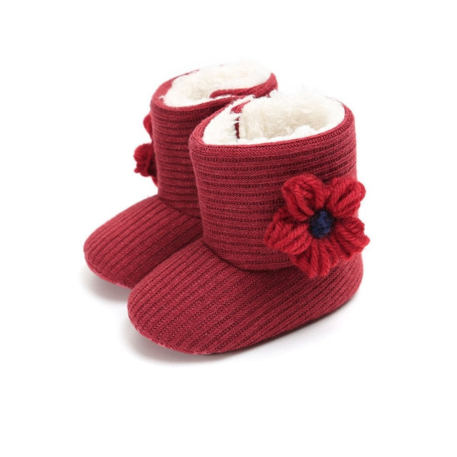 Newborn Baby Infant Toddler Casual Boots - ibootskids