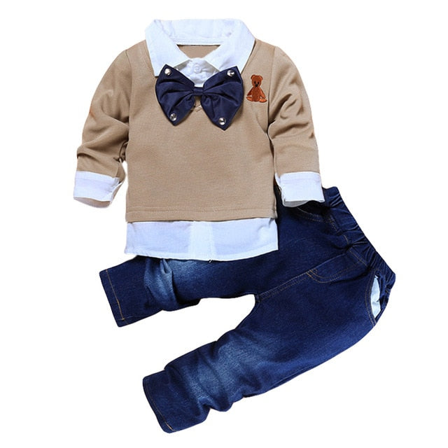Children Clothing Autumn Winter Toddler - ibootskids