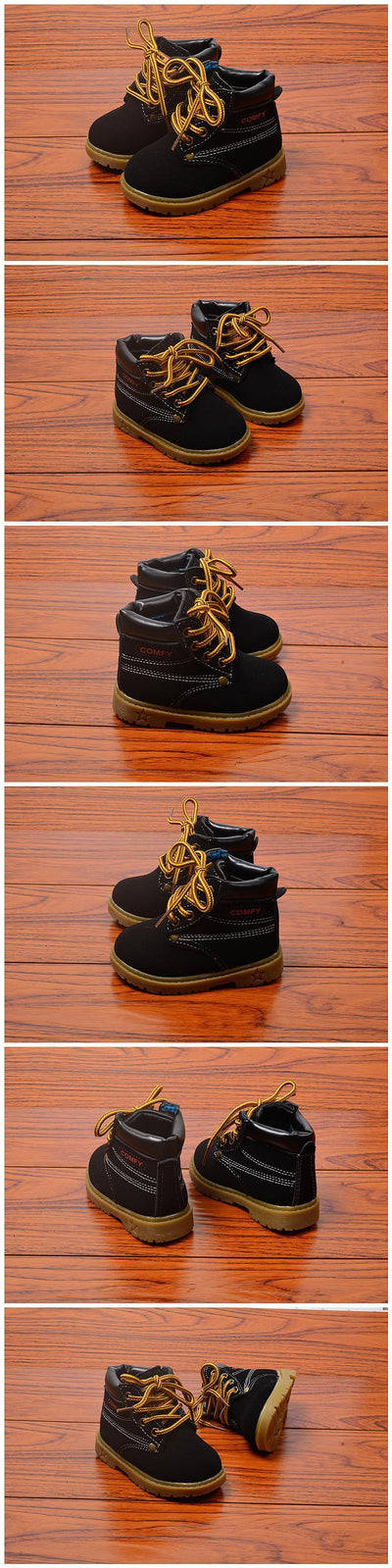 New Fashion Baby Boots Toddler - ibootskids