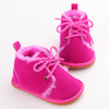 Casual Newborn Infant Kids Fur Boots - ibootskids