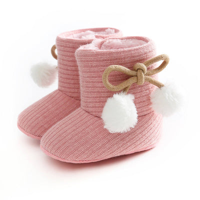 Warm Baby Winter Boots Soft Sole - ibootskids