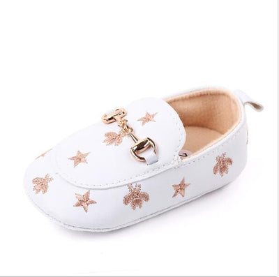 New Baby Casual Shoes Soft bottom Infants PU First walkers Anti-slip Baby Shoes kids Boys Girls Crib Shoes - ibootskids