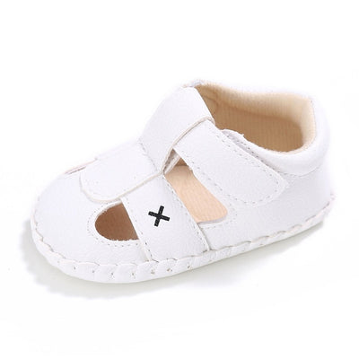 Summer First Walkers Shoes Baby Boys Shoes PU Leather Infant Crib Soft Sole Prewalkers Non-Slip Zapatos Prewalkers moccasins - ibootskids