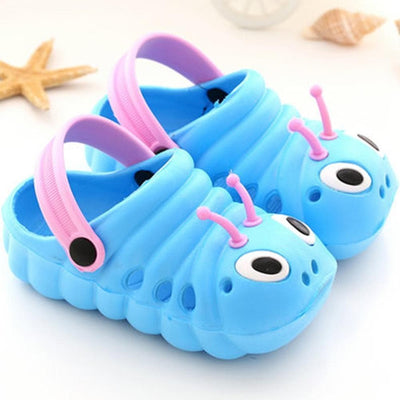2020 Summer baby sandals 1 to 5 years old boys and girls beach shoes breathable soft fashion sports shoes high quality kids shoe - ibootskids
