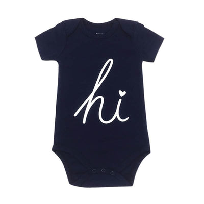 Baby Bodysuits Mommy Loves Me Print Body Baby Boy Girl Clothing Sets Newborn Baby Clothes Products Jumpsuit - ibootskids