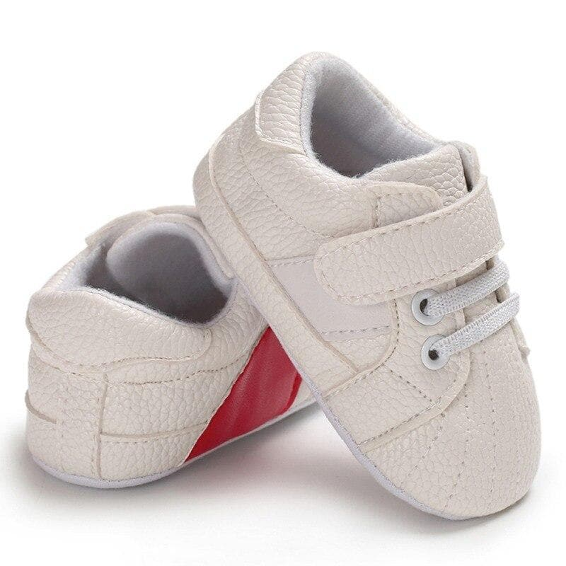 Autumn New Style Baby Boys Girls Fashion Heart Print Sneakers Soft Sole Infant Toddler First Walkers Sport Shoes 0-18M - ibootskids