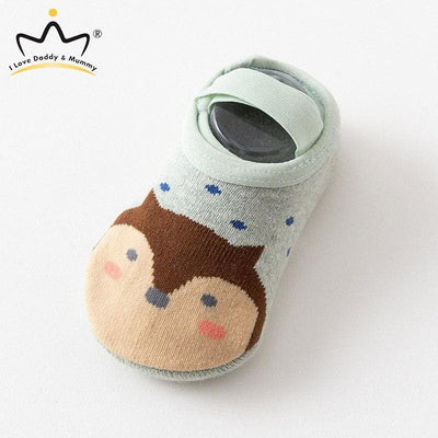 0-24 Months Spring Summer Baby Shoes Soft Cotton Toddler Shoes Anti Slip Soled Baby Boy Girl Crib Shoes Boys Girls First Walkers - ibootskids