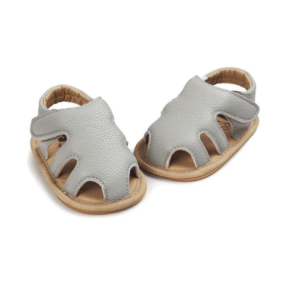 2020 New Design WONBO Baby Sandals Cute Boys Girls Summer Clogs Soft Toddler Shoes 3 Colors - ibootskids