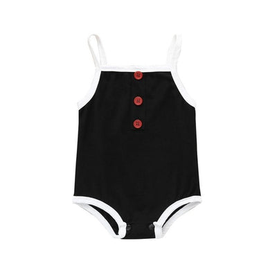 New Style 2020 Fashion Cute Newborn Baby Boys And Baby Girls Baby Sling 100% Cotton top quality Romper For Baby Cheap clothing - ibootskids