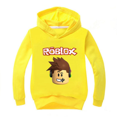 New Children Hooded Sweatshirt Shundred Percent Cotton Casual Sport Boys Clothes  3-14 Years - ibootskids