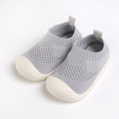 Kid Baby First Walkers Shoes  Girls Boy Casual Mesh Shoes Soft Bottom Comfortable Non-slip Shoes - ibootskids