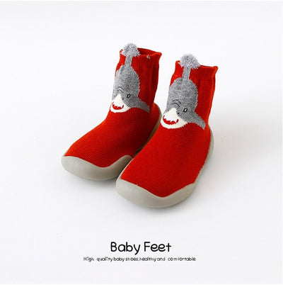 baby sock shoes baby girl baby boy floor anti-slip shoes - ibootskids
