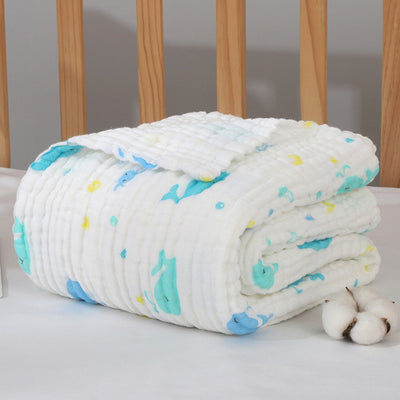 Baby Muslin Squares Diaper - ibootskids