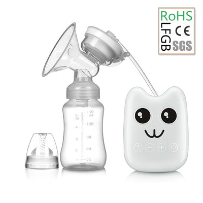 Electric breast pump - ibootskids