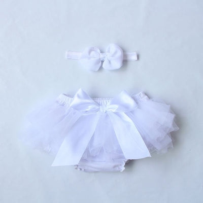 Baby Cotton Chiffon Ruffle Bloomers cute Baby Diaper Cover Newborn Flower Shorts Toddler fashion Summer Clothing - ibootskids