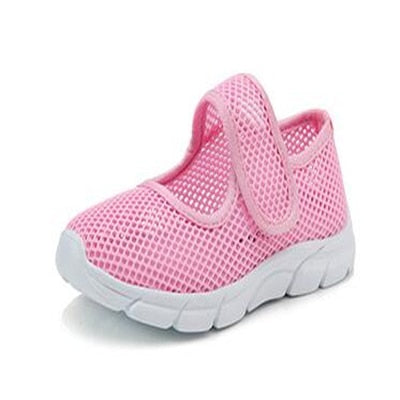 Candy Color Kids Shoes Summer Breathable Mesh Children Shoes Single Net Cloth Sports Sneakers Boys Shoes Girls Shoes - ibootskids