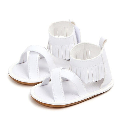 Princess Fringe Shoes Summer - ibootskids