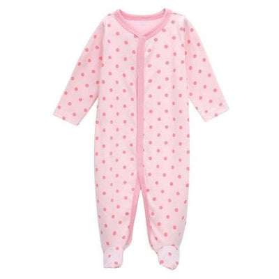 Baby Boys Girls Blanket Sleepers Newborn Babies Sleepwear  Infant Long Sleeve 0 3 6 9 12 Months Pajamas - ibootskids