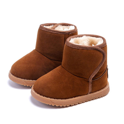 Baby Shoes Winter Outdoor Boots - ibootskids